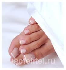 Профилактика заражения грибком ногтей