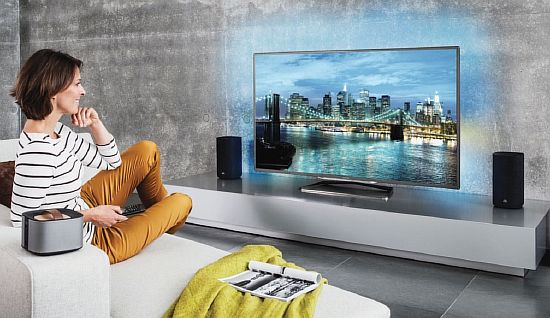 Не смотрите телевизор перед сном