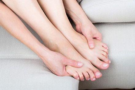 Симптомы онемения рук и ног