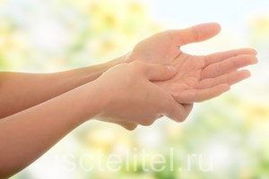 Немеют руки