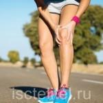 Почему болят колени у подростка?