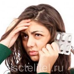 Хронические головные боли при мигрени