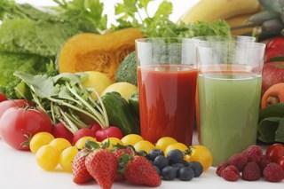 Фрукты и овощи для здоровья полезны
