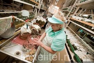 Фабрика по выращиванию пиявок