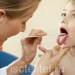 Как лечить тонзиллит у детей?