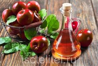 Лечение суставов яблочным уксусом
