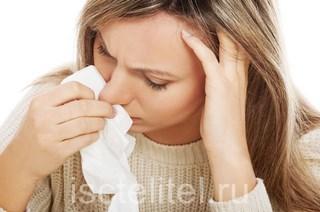 Постоянное кровотечение из носа