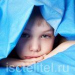 Детская бессонница — причины и лечение