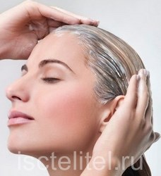 Лечение выпадения волос домашними средствами