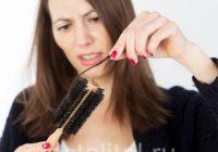 Преждевременное выпадение волос