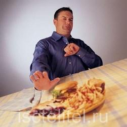 Нужно соблюдать диету