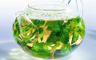 Травяные напитки