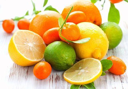 Лимон с апельсином для сосудов