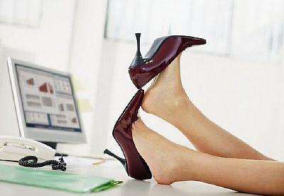 Туфли натирают