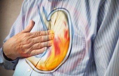 Народное лечение повышенной кислотности желудка