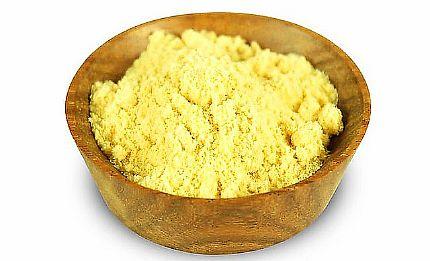 Компрессы из желтой глины