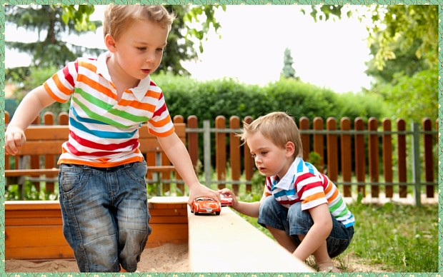 Детские прогулки